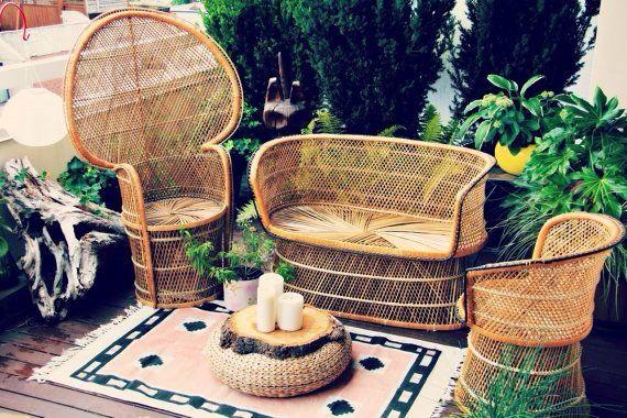 70s outdoor furniture