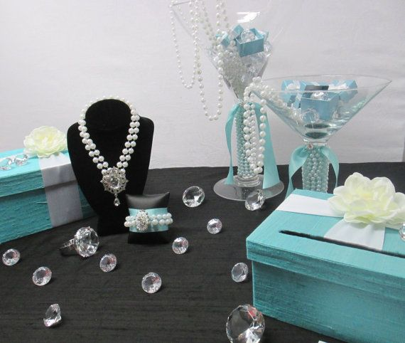On sale different items breakfast at tiffany s themed