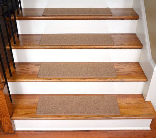 25 Best Ideas About Hardwood Stairs On Pinterest: 25+ Best Stair Treads Ideas On Pinterest