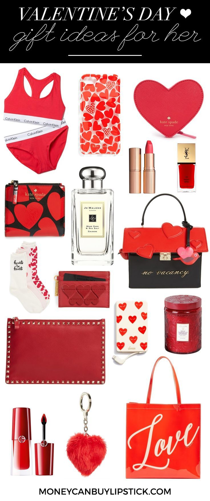 770328e1226d4876903e782f3b6e305b red fashion valentine day gifts - Valentine's Day | Gifts For Her | Valentines's Day Gifts For Her | Vday ...