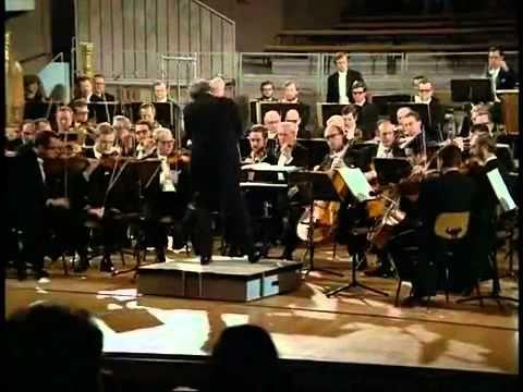 GUSTAV MAHLER SYMPHONY NR 9 / Bernstein