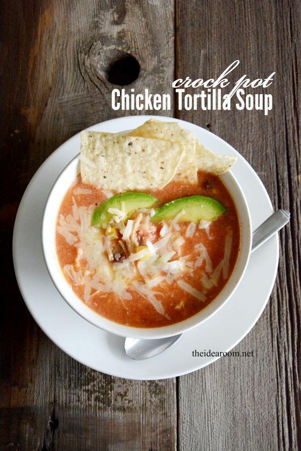 chicken soup recipe theidearoom.net
