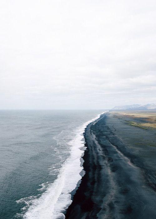 """ruben-hughes: """" Dyrhólaey, Iceland """""""