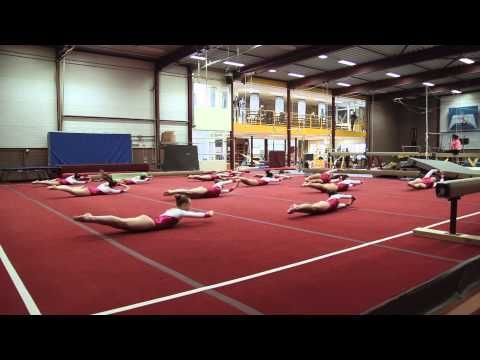 Changing your warm-ups for summer | Swing Big! Gymnastics Blog Choreographed Conditioning is my fave!