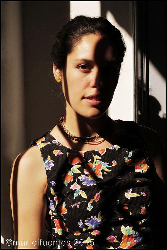 """Dhana, de la serie """"Mis Amigos de Facebook"""""""