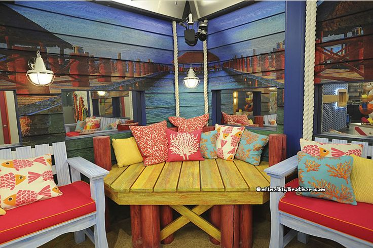 """Big Brother 18 House reveal """"SUMMER VACATION"""" Big Brother 18 Spoilers 