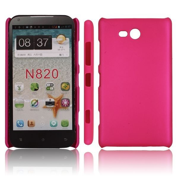 Hard Shell (Hot Pink) Nokia Lumia 810 Cover