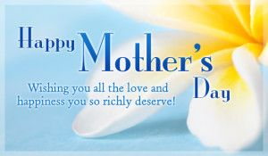 Short Mothers Day Poems And Inspirational Sayings On Happy Mom's Day 2015