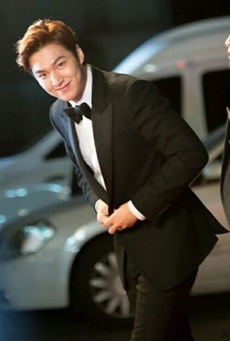 Lee Min Ho, Super Galan