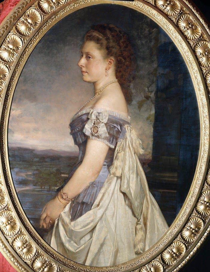 International Portrait Gallery: Retrato de la Princesa Beatrice de Battenberg