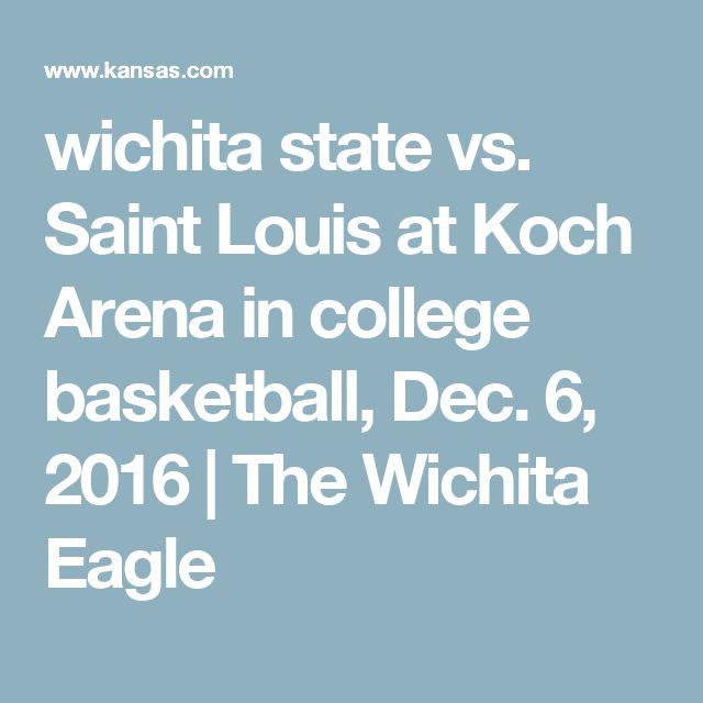 wichita state vs. Saint Louis at Koch Arena in college basketball, Dec. 6, 2016 | The Wichita Eagle