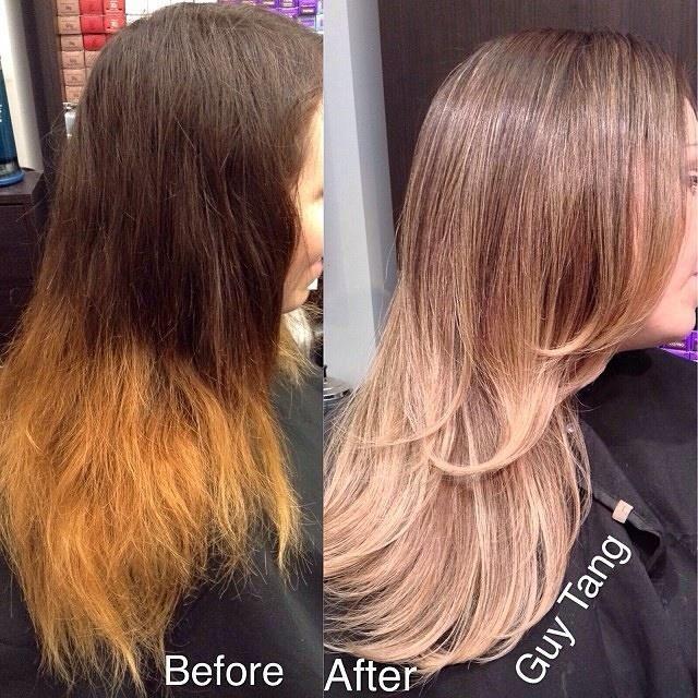pomarańczowe włosy po rozjaśniaczu - Szukaj w Google