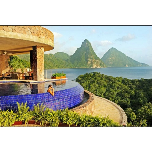 Yes please. Pool.: Bucket List, Favorite Places, Jade Mountain, St Lucia, Places I D, Stlucia, Travel