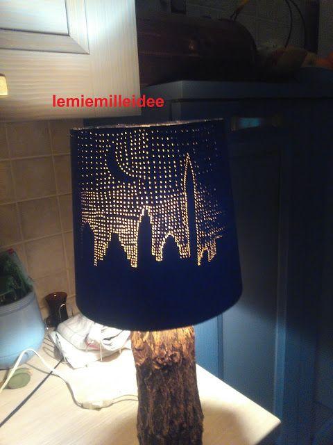 Lemiemilleidee: LAMPADA DA TAVOLO