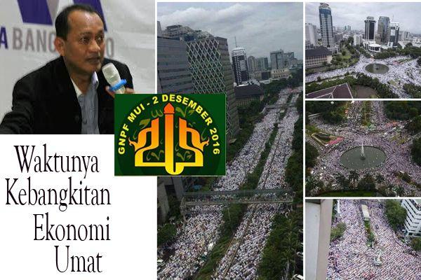 Banjir Dukungan Mengalir dari Umat Islam untuk Ide Pembentukan Koperasi 212- Minimart212