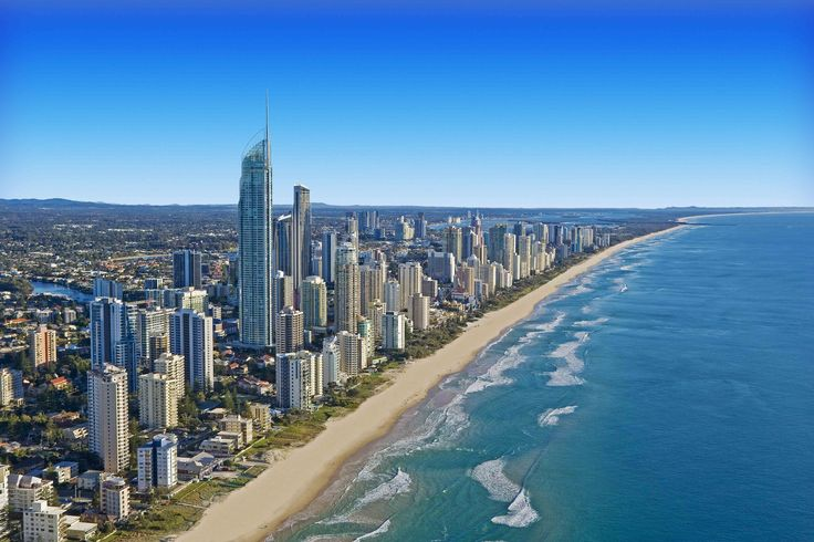 It's just a Surfers Paradise