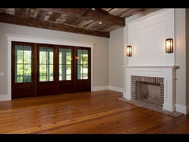 Diy Fireplace Doors