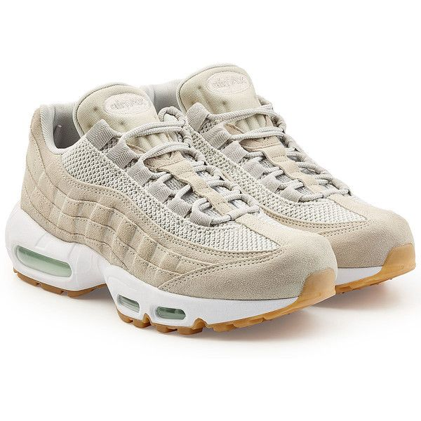 Nike Air Max 95 Sneakers (5 375 UAH) ❤ liked on Polyvore featuring men's