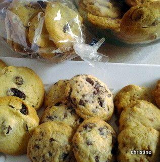 Ces petits biscuits, semblable à des cookies, se déclinent à l'infini! Vous…