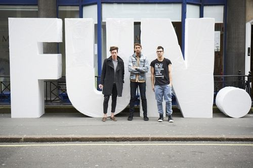 fun. - An American indie rock band based in New York City that was formed by Nate Ruess, formerly of The Format. After the 2008 breakup of The Format, Ruess formed Fun with Andrew Dost and Jack Antonoff of Anathallo and Steel Train respectively. Fun has released two albums: their debut Aim and Ignite in 2009 and their latest Some Nights in February 2012. (Wikipedia)