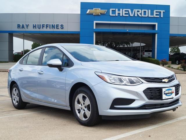 Buy new 2017 #Chevrolet #Cruze #Sedan #LS (Automatic) from #RayHuffines in Plano.