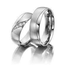 Resultado de imagen para anillos de bodas de plata
