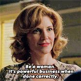 Quotes on Womanhood from Mad Men (Bobbie Barrett)