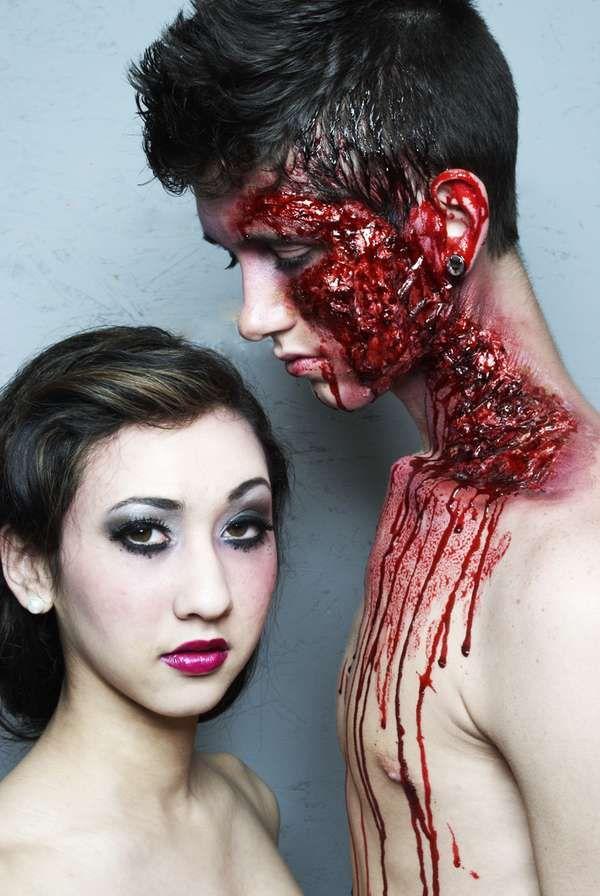 686 best SFX makeup images on Pinterest   Halloween makeup, Fx ...