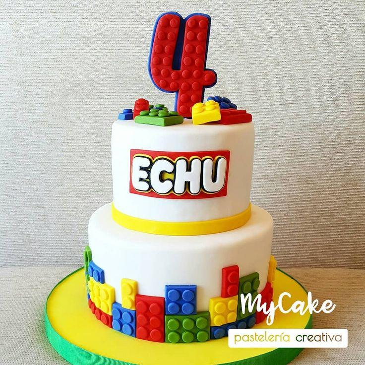 Mientras terminamos la de este año recordamos la Torta Lego con la que Ezequiel festejo sus 4 el año pasado... #tortasdecoradas #tortastematicas #tortas #cakes #cakeart #cakedesign #tortadecorada #tortalego #tortalegos #legocake #legocakes #lego #legoland #legofan #legofans #tortadecumpleaños #tortasdecumpleaños #birthdaycake #eventos #eventostematicos #cumpleaños #cumpleañosinfantil #ideaslego #pasteleriacreativa