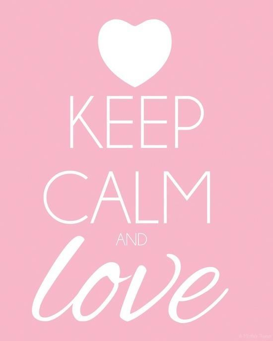 47 best Keep Calm images on Pinterest | Calming, Keep calm and ...