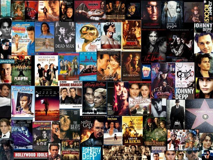 Strange 17 Best Ideas About Johnny Depp Movies List On Pinterest Johnny Hairstyles For Men Maxibearus