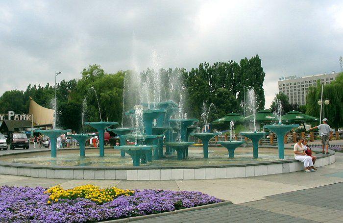 #Gdynia -> #Kosciuszko #square