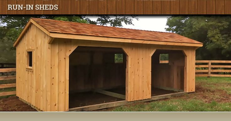 Small Horse Barns for Sale Cheap
