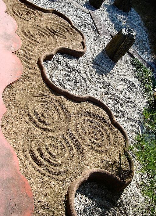 17 best images about desert zen garden on pinterest - How to make a japanese rock garden ...