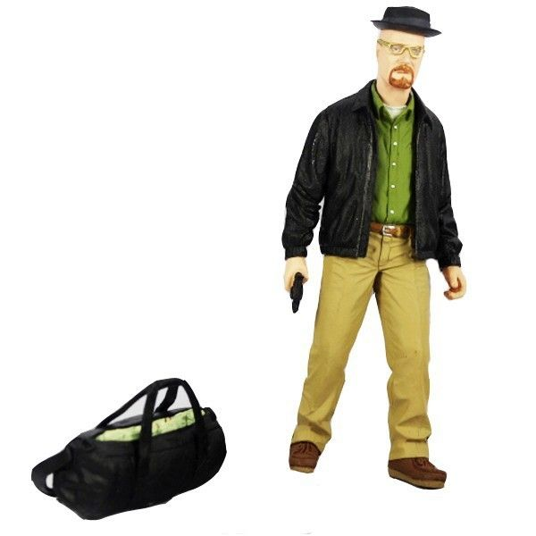 """(38.43$)  Watch now  - """"Popular TV Series AMC Breaking Bad Walter White - Heisenberg 6.5"""""""" Action Figure Mezco For Collection"""""""