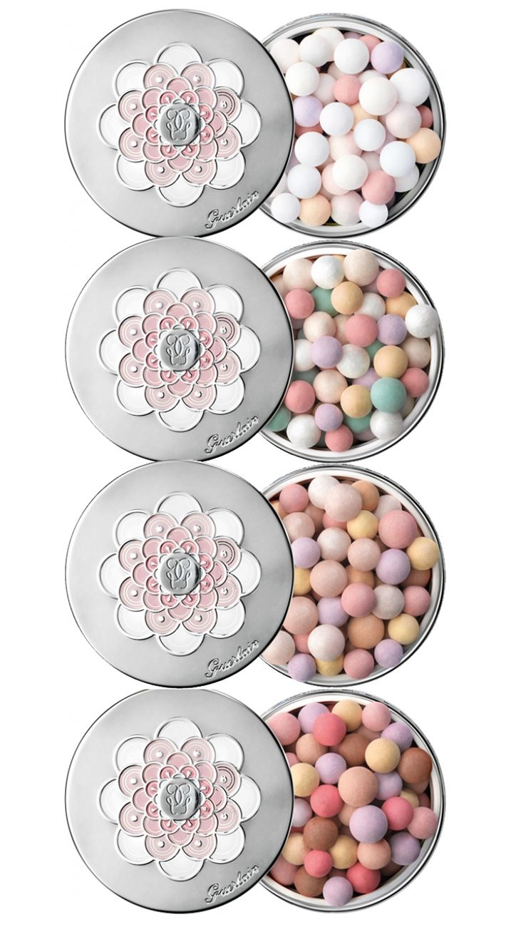 Guerlain Meteorites Blossom Collection for Spring 2014