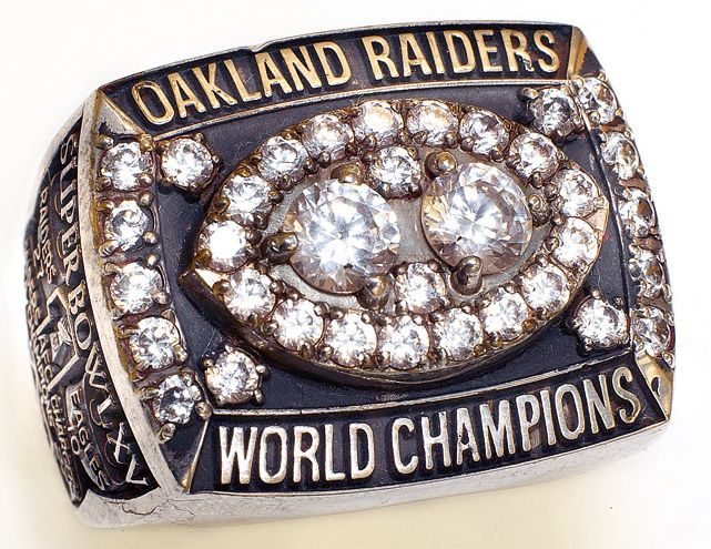 Oakland's second ring came in Super Bowl XV. The first EVER wild card team to win a Super Bowl defeated the heavily favored Philadelphia Eagles 27-10 in the Big Easy, New Orleans, LA.