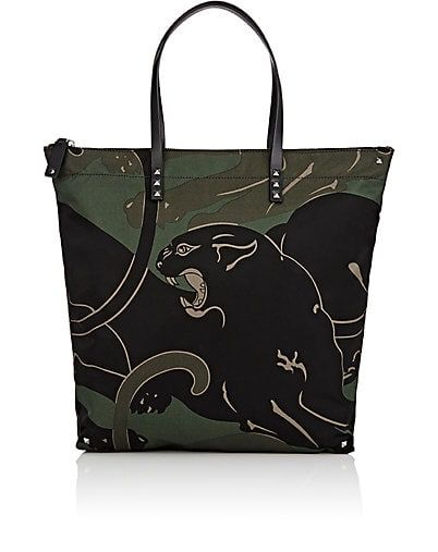 We Adore: The Panther Tote Bag from Valentino Garavani at Barneys New York