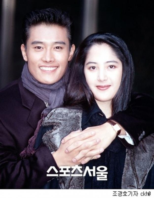 Lee Byung Huns Sister Lee Eun Hee Was Miss Korea 1997