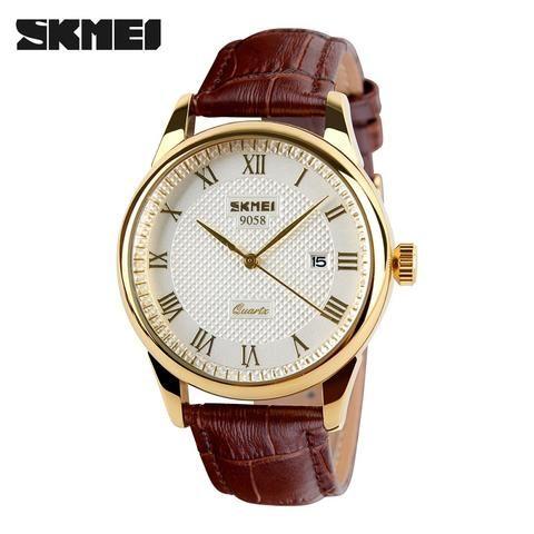 [EBay] Mens Watches Top Luxury Quartz Watch Skmei Fashion Casual Business Watch Male Wristwatches Quartz-Watch Relogio Masculino