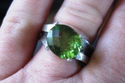 striking!: Sterling Silver Rings