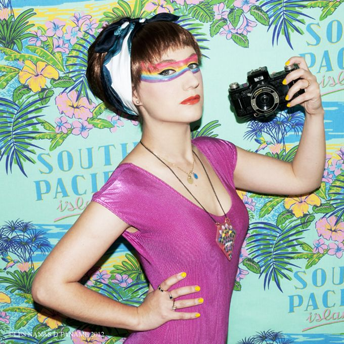 Chloé Bonnard, Photographe et Co-fondatrice des Nanas d'Paname