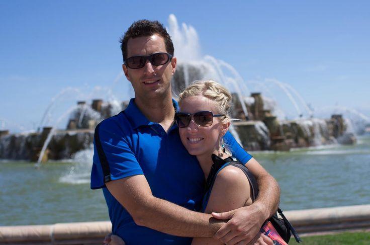 Jason & Jess in Chicago