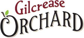 The Gilcrease Orchard logo!