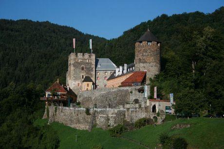 Austria Castle , Burghotel Deutschlandsberg