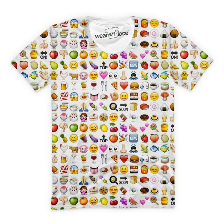 Every Emoji T-Shirt