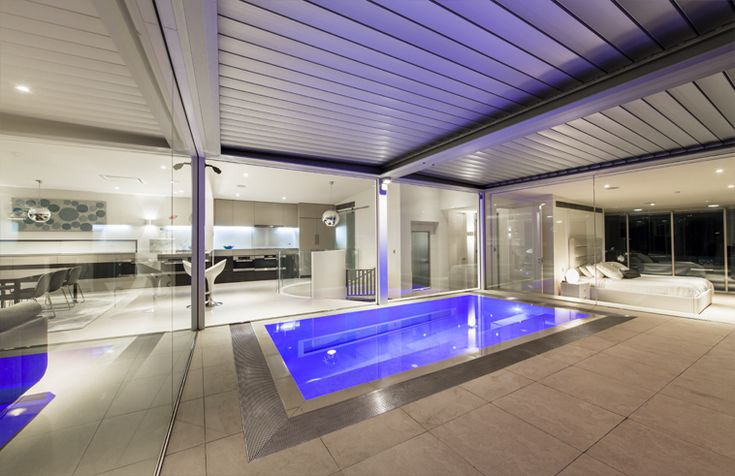 Merewether Beach House by Webber Architects (Newcastle, AUS) #residentialarchitecture #lighting #poollighting