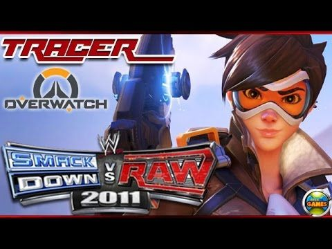 WWE 2011: Tracer (Overwatch) vs Harley Quinn (Injustice: Gods Among Us) ...