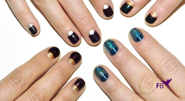 Nagellak Tips: Halve Maan Manicure