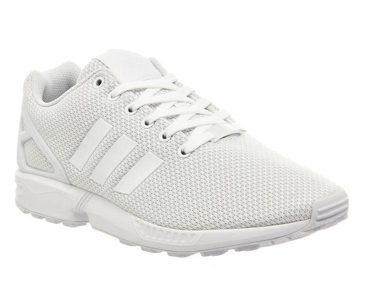 comprar adidas zx flux blancas